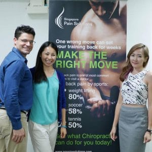 Singapore Pain Solutions Event
